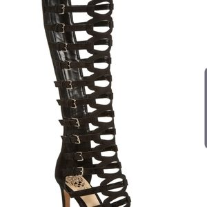 Chesta Tall Gladiator Sandal  VINCE CAMUTO